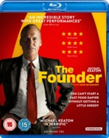 Founder - Michael Keaton