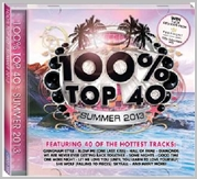 100% Top 40 Hits Summer 2013 - Various (2CD)