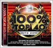 100% Top 40 hits 2011 - Various