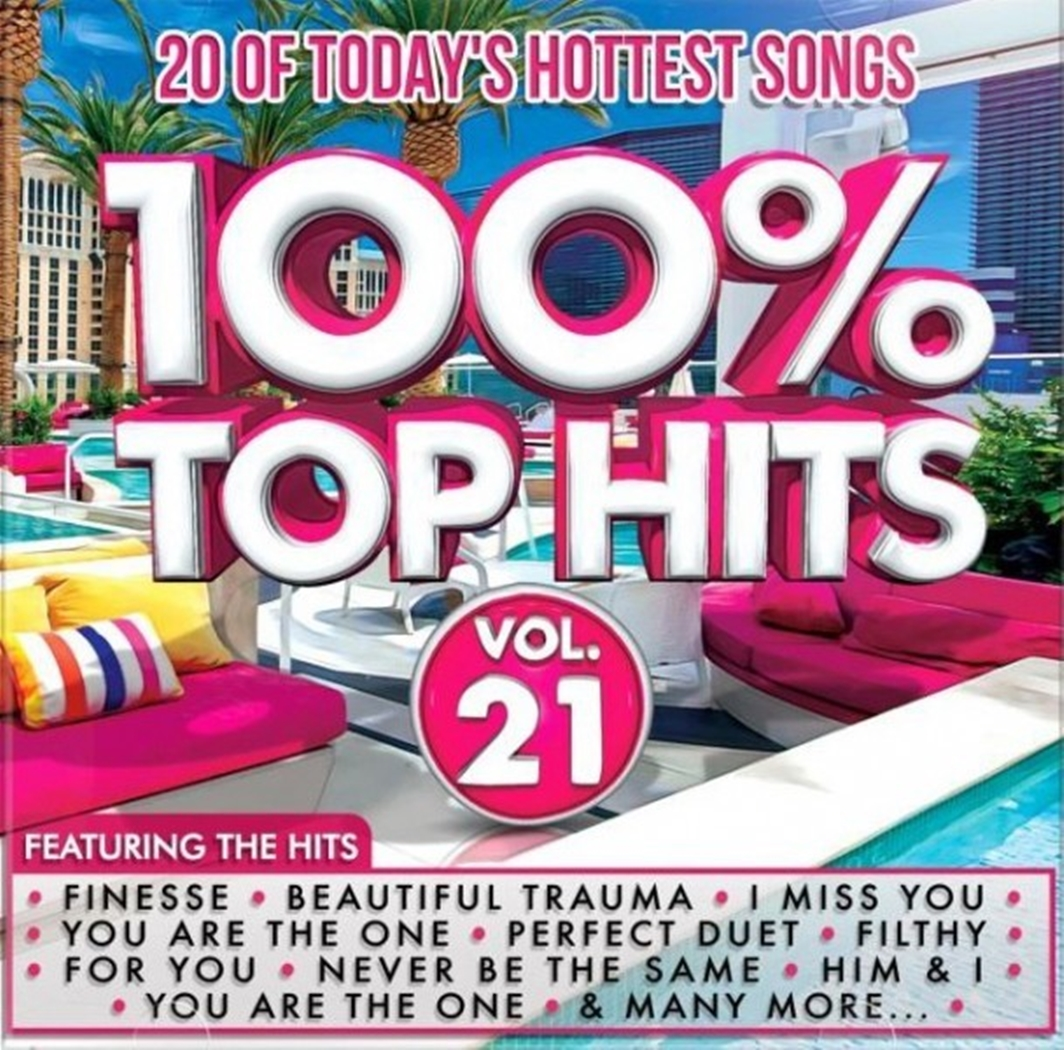 100% Top Hits Vol 21 - Various
