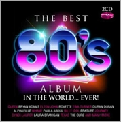 Best 80's Album In The World... Ever - Compilation (2CD)