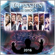 Classics is Groot 2016 - Various (2CD)
