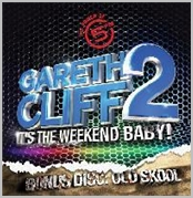 Gareth Cliff - It's the weekend baby 2 (2CD)