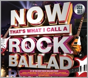 Now That's What I Call a Rock Ballad - Various (3CD)