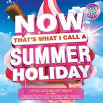 Now That's What I Call a Summer Holiday - Various (3CD)