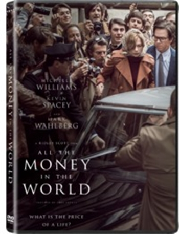 All the Money In the World - Michael Williams