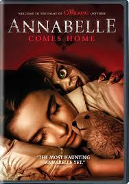Annabelle Comes Home - Mckenna Grace