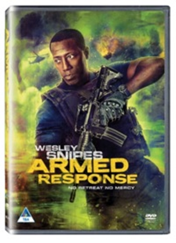 Armed Response - Wesley Snipes