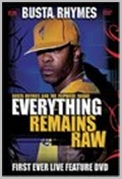 Busta Rhymes (Dvd) - Everything Remains Raw