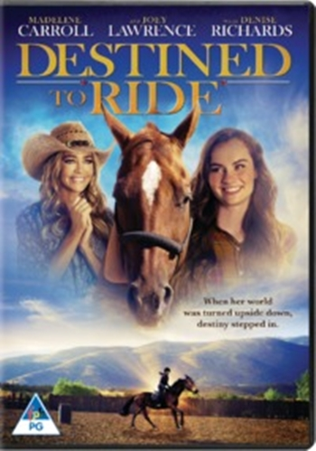 Destined To Ride - Madeline Carroll