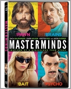 Masterminds - Zach Galifianakis