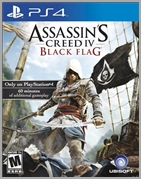 Assassins Creed 4 Black Flag - PS4
