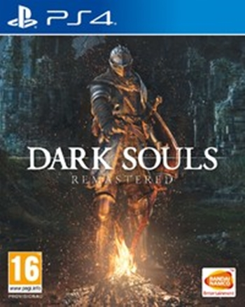 Dark Soul's Remastered - PS4