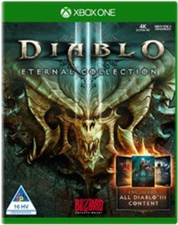 Diablo III - Eternal Collection - Xbox One