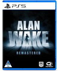 5060760885038 - Alan Wake Remastered - PS5