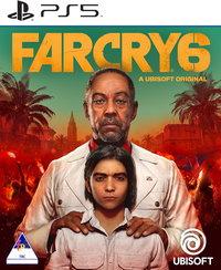 3307216177005 - Far Cry 6 - PS5