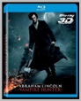 3D BDF 52498 - Abraham Lincoln Vampire Hunter 3D - Benjamin Walker