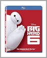 6004416124033 - Big Hero 6 (3D) - Disney