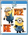 3D BDU 70942 - Despicable Me 1 & 2 (3D)