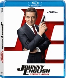 6009709165601 - Johnny English: Strikes Again - Rowan Atkinson