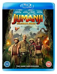 5050629306767 - Jumanji - Welcome To The Jungle - Dwayne Johnson