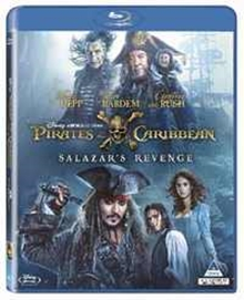 6004416133059 - Pirates of the Caribbean - Salazar's Revenge