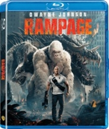 6009709162884 - Rampage - Dwayne Johnson