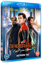 5050629262766 - Spider-man - Far from Home - Tom Holland