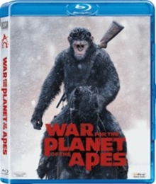 6009707519581 - War For the Planet of the Apes - Andy Serkis