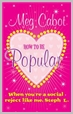 9780330444064 - How to be Popular - Meg Cabot