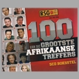 cdsel 0036 - 100 van die Grootste Afrikaanse Treffers - Various (5CD)