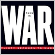 cdvird 909 - 30 Seconds to Mars - This is war Deluxe edition (CD/DVD)