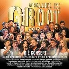 6009707131509 - Afrikaans Is Groot 2017 - Various (2CD)