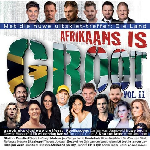 6009707131905 - Afrikaans Is Groot - Vol 11 (2CD)