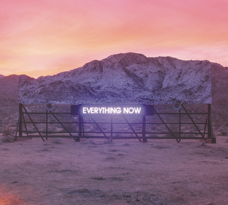 889854478520 - Arcade Fire - Everything Now