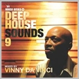 cdhaf 1109 - Deep house sounds 9 - Various