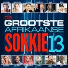 6007124852731 - Grootste Afrikaanse Sokkie - Vol.13 (2CD)