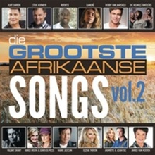 6007124846235 - Grootste Afrikaanse Songs Vol. 2 - Various (2CD)