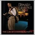 cdzom 2139 - Donald Lawrence & Co. - The law of confession Part 1