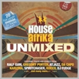 cdhaf 1116 - House Afrika Unmixed - Various (2CD)