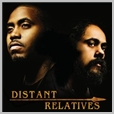starcd 7464 - NAS and Damian Marley - Distant Relatives