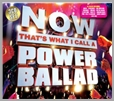 cdbsp 3310 - Now That's What I Call a Power Ballad - Various (3CD)