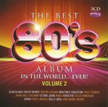 6009143575707 - Best 80's Album In the World Ever Vol. 2 - Various (3CD)