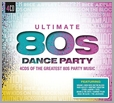 6007124826138 - Ultimate 80's Dance - Various (4CD)