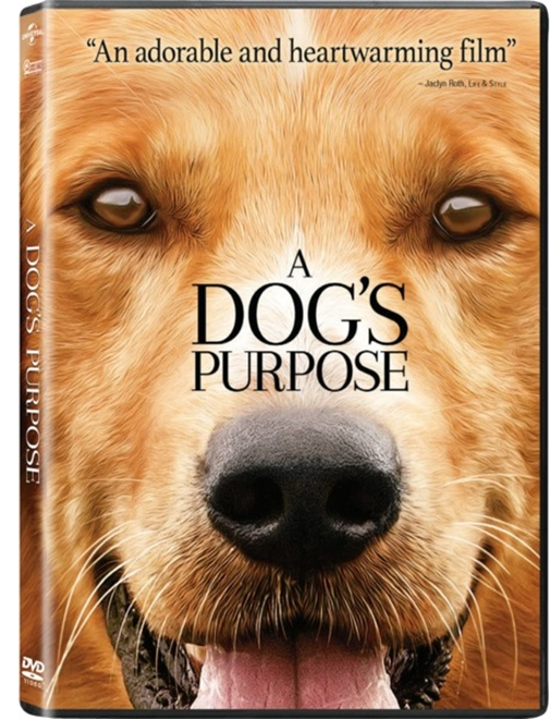 6009707517396 - A Dog's Purpose - Josh Gad