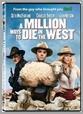 71212 DVDU - A Million Way to Die in the West - Seth MacFarlane