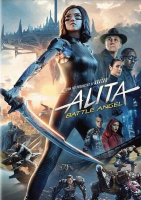 6009709165977 - Alita: Battle Angel - Rosa Salazar