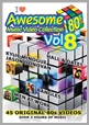 dvbsp 3322 - Awesome 80's Music Video Collection Vol.8 - Various