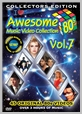 dvbsp 3301 - Awesome 80's Music Video Collection vol.7 - Various (DVD/CD)