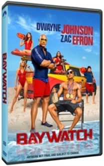 6009707518881 - Baywatch - Dwayne Johnson